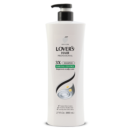 LoversHair shampoo and conditioner