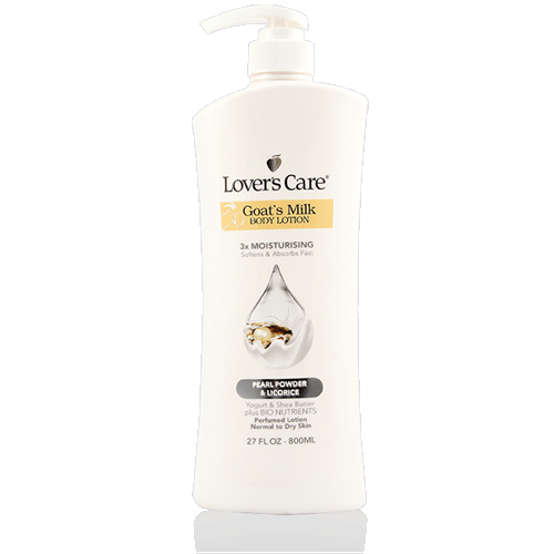 Loverscare body lotion