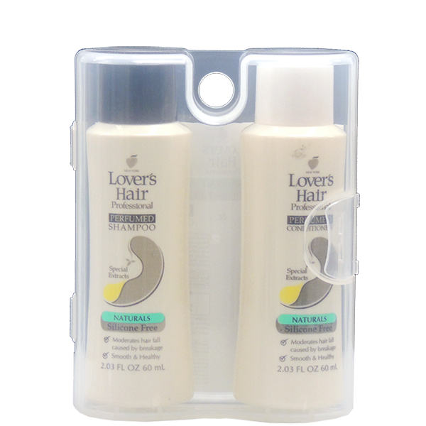 Lovershair perfumed shampoo and conditioner