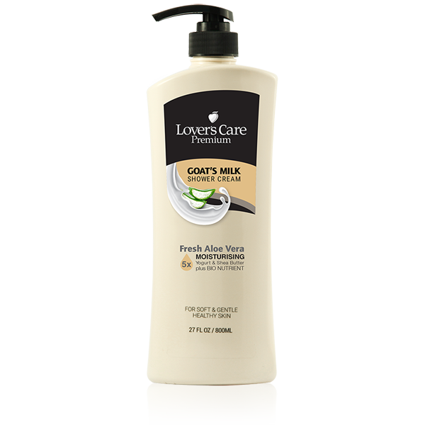LoversCare shower cream premium